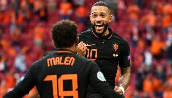 เดปายส่งเนเธอร์แลนด์เข้ารอบ 16 ทีมสุดท้าย..