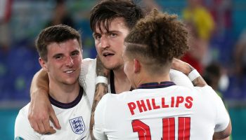 ยูเครน 0-4 อังกฤษ เข้ารอบรองชนะเลิศยูโร 2020